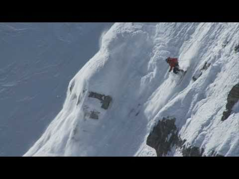 Backcountry Skiing in Jackson Hole - First Ascent