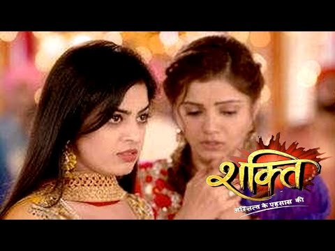 Shakti - 23rd March 2017 | Shurbhi Happy For Soumya Truth  |  Shakti Serial thumbnail
