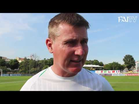#IRLU21 INTERVIEW   Stephen Kenny on the 4-1 win over China