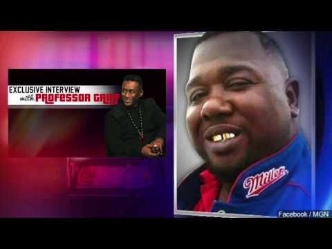 Professor Griff speaks on Alton Sterling Shooting in Baton Rouge