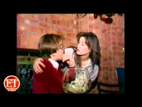 Nerd kid makes out with DEMI MOORE  LIKE A BOSS