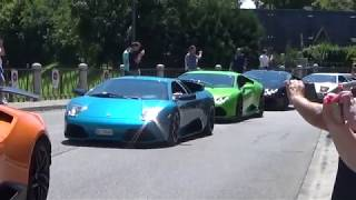 Best of Supercar Sounds - 2018