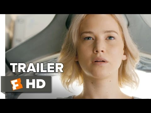 Passengers Official 'Event' Trailer (2016) - Jennifer Lawrence Movie