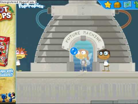 poptropica time travel