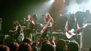 Death Angel - Thrown to the Wolves - A2 Wrocław