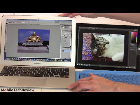 Microsoft Surface Pro 3 vs. MacBook Air Comparison Smackdown