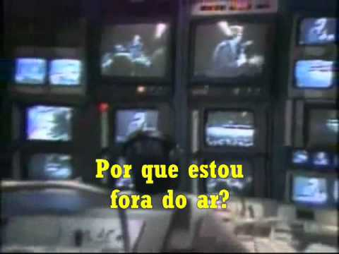 Roger Waters (Pink Floyd) - amused to death - legendas pt - tradução - legendado