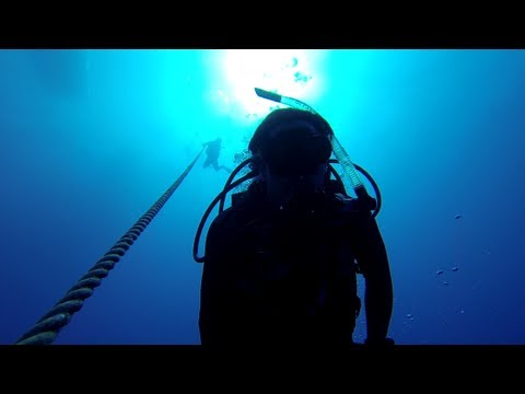 Scuba Diving the USNS Hoyt S. Vandenberg in Key West, FL on 31 May 2013. Dive 1 of 2 Camera: Frank Rivera and Nic Vidal.
