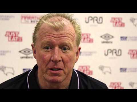 INTERVIEW | Steve McClaren Reaction To Bryson's Long Term Deal