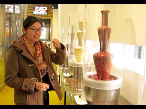 Shanghai Vlog: Zotter Chocolate Factory!