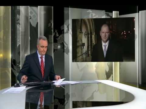 Tom Barton, ITV News, Organist Murder