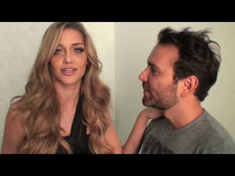 Matheus Mazzafera entrevista Ana Beatriz Barros para o Monange Dream Fashion Tour