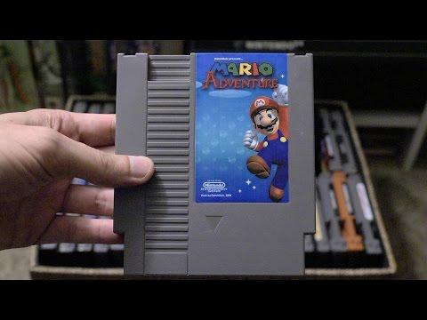 Mario Adventure - Super Mario Bros. 3 Hack - Review by Mike Matei