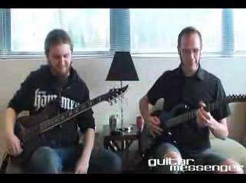 GuitarMessenger.com - Killswitch Engage: Promo Video