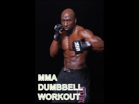 Dumbbell Workout for MMA and Combat Fighters Image 1