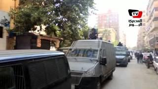 «مظاهرات ٢٨ نوفمبر»: دوريات أمنية تجوب شوارع مدينة طنطا