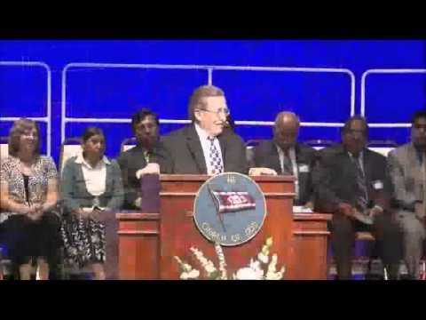 Programa de Evangelismo con el Coordinador General