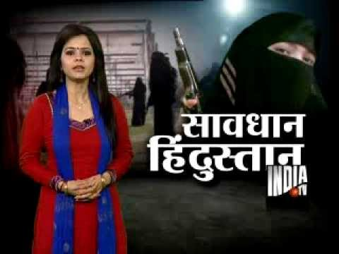 Lashkar-e-taiba's Lady brigade to attack India-1