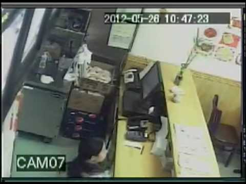 Armed Suspects Rob New China Restaurant