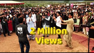 Quaid-I-Azam University Islamabad, Pashtu Attan with live music  mp4