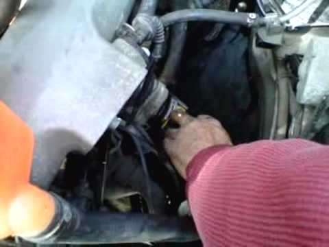1.8t Passat oil filter removal.mp4