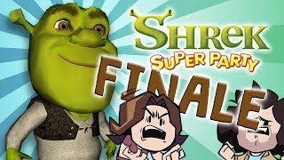 Shrek Super Party: FINALE - PART 6 - Game Grumps VS