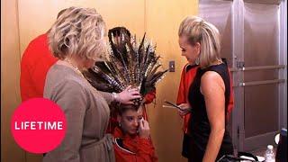 Dance Moms: Hadley's Massive Headpiece (Season 3 Flashback) | Lifetime