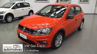 Volkswagen Gol Track 2017 - Detalhes - NoticiasAutomotivas.com.br