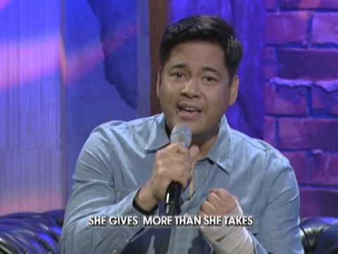 Martin Nievera sings for Sarah Geronimo