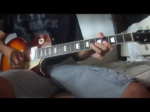 Rock N Roll All Nite - Kiss cover guitarra completo