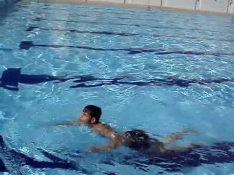 Swim in College