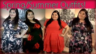 Spring/Summer Plus Size Outfits | Gwynnie Bee |
