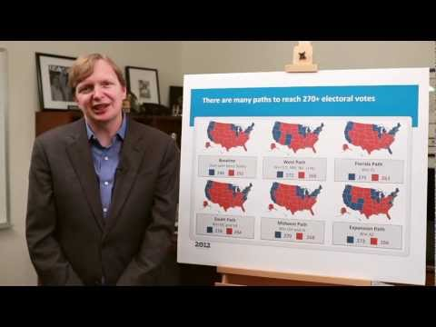 Jim Messina: Paths to 270 Electoral Votes -- Obama For America