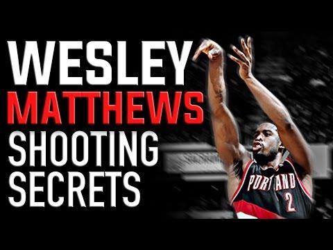 Wesley Matthews: NBA Shooting Secrets