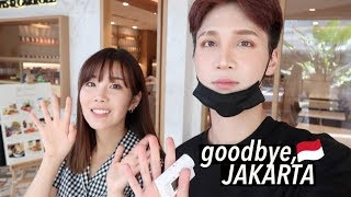 Jakarta Vlog #3   Touristy Things & More! Bye, Indonesia 🇮🇩