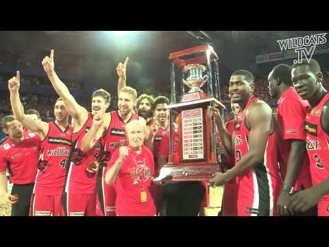 Perth Wildcats - NBL Champions 2014