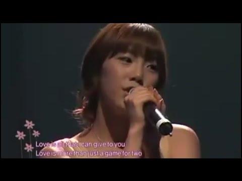 151002 [HD] SNSD-TaeYeon: L.O.V.E+Goodbye Days @ TaeYeon's Solo Collection