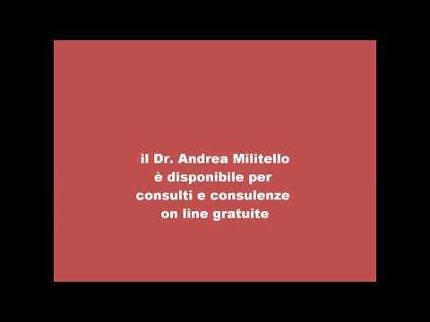 Andrologo Urologo in Calabria. Andrologia Urologia Dr. Andrea Militello. Nel web