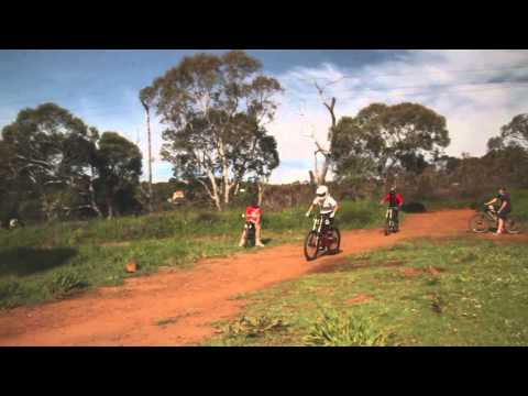 Study in Perth. Discover Perth: Riding in the Perth Hills with Kal, Mark and Ernesto