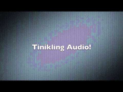 Tinikling Audio video