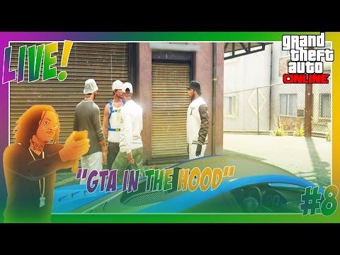 "GTA In The Hood Live! #8 ""Bad Sport"""