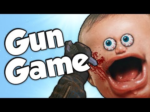 BO: Gun Game Reactions 