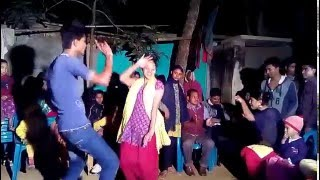 bangladeshi  wedding dance at village gay