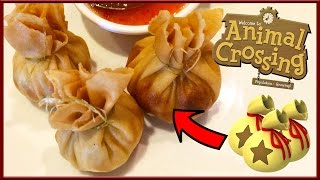 Animal Crossing | How To Wonton Bell Bags | Cucco's Kitchen