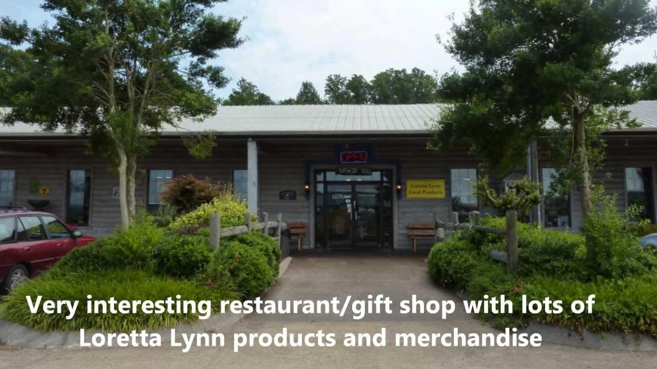 Loretta Lynn Kitchen Restaurant Dude Ranch Complex