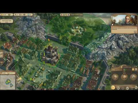Dawn Of Discovery Pc - Video Walkthrough #3 - Military‏ video