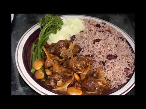 Rice and Peas Jamaican Cooking The Real Heavenly Bites thumbnail