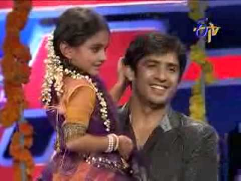 Niharika khatri performance  in dhee juniors
