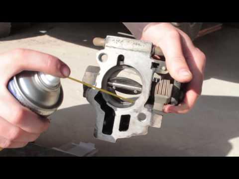Фото №31 - как почистить дроссельную заслонку ВАЗ 2110