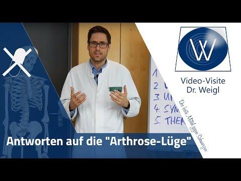"""Arthrose heilen? Antworten auf """"Die Arthrose-Lüge"""" - Ursachen verstehen & Arthrose Therapie anwenden"""